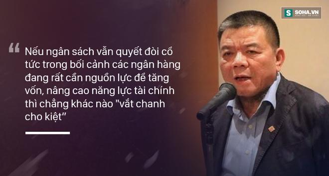 Những phát ngôn gây chú ý của Chủ tịch BIDV Trần Bắc Hà - Ảnh 7.