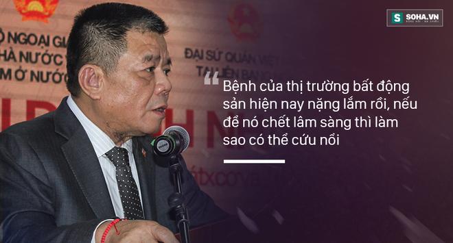 Những phát ngôn gây chú ý của Chủ tịch BIDV Trần Bắc Hà - Ảnh 6.