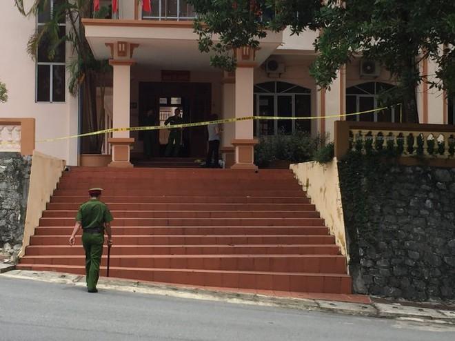 Bí thư và Chủ tịch HĐND tỉnh Yên Bái bị bắn chết, nghi phạm đã tử vong - Ảnh 3.