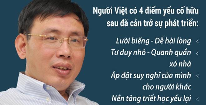 Việt Nam mãi nghèo vì người Việt quá lười? Ngẫm sâu hơn, có thể bạn sẽ nghĩ khác!