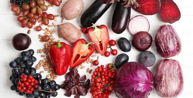 """Món ăn màu tím: """"Siêu thực phẩm"""" khiến cơ thể trẻ mãi không già"""