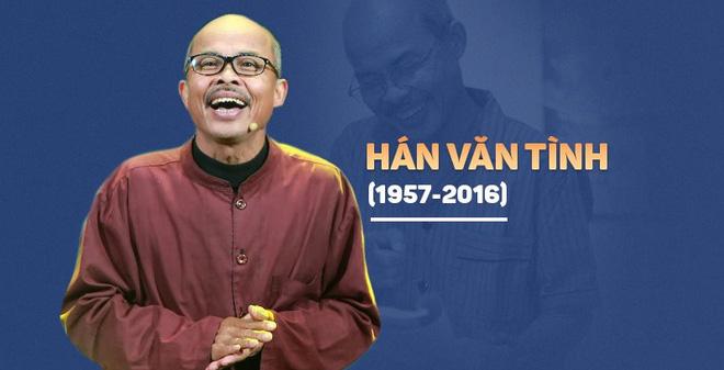 Thông tin chính thức về lễ viếng và đưa tang NSƯT Hán Văn Tình