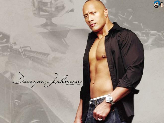 Dwayne The Rock Johnson và trận chiến với bệnh trầm cảm - Ảnh 1.