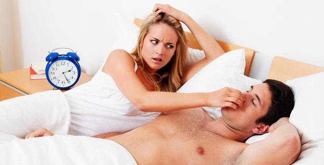 10 giải pháp tuyệt vời cho những người mắc bệnh ngủ ngáy