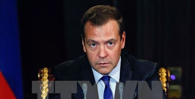 """Thủ tướng Medvedev: Nga cần điều chỉnh """"cỗ máy nhà nước"""""""