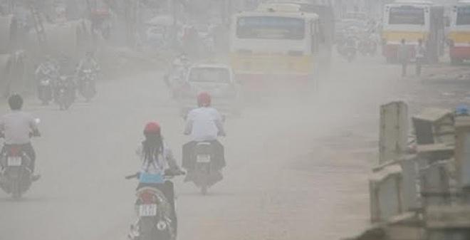 GS.TSKH Phạm Ngọc Đăng nói về không khí ô nhiễm ở Hà Nội