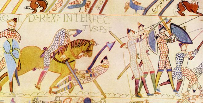 Trận chiến cổ đại thay đổi cách nói tiếng Anh ngày nay
