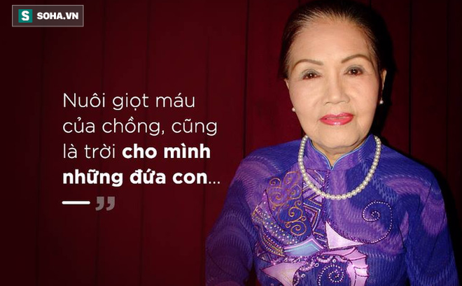 Nghệ sĩ Út Bạch Lan: Nuôi 4 đứa con rơi của chồng