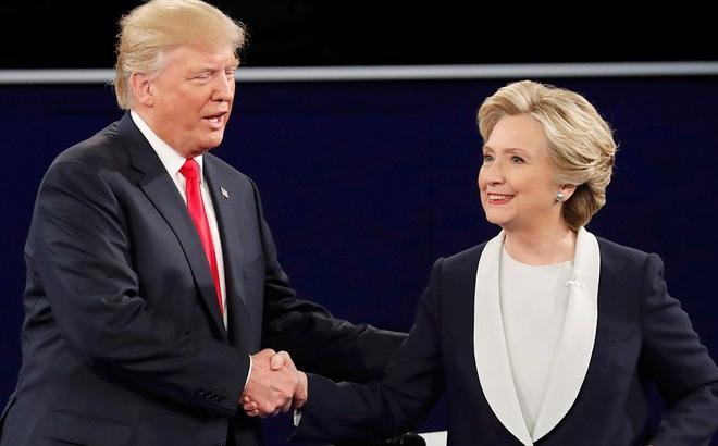 Thắng cử, Trump sẽ bỏ qua, không truy tố Hillary Clinton
