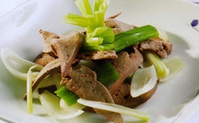 5 điều cần chú ý khi ăn gan lợn