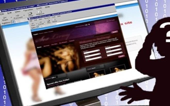 Thanh niên đổi web game thành web sex để tăng lượng truy cập