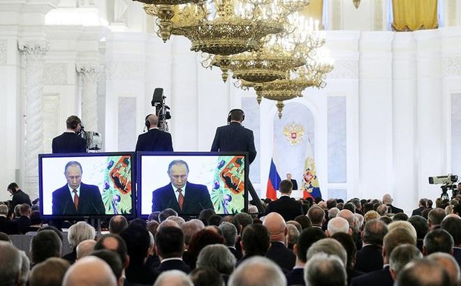 Putin: Nga kiếm bộn tiền từ bán nông sản hơn cả xuất khẩu vũ khí