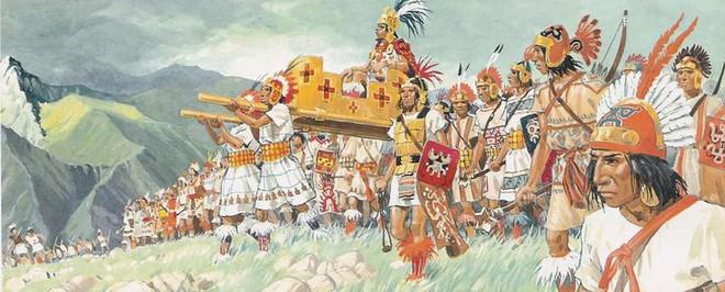 Đế chế Inca và thất bại khó tin: 8000 quân tan nát dưới họng súng của 168 người - Ảnh 3.