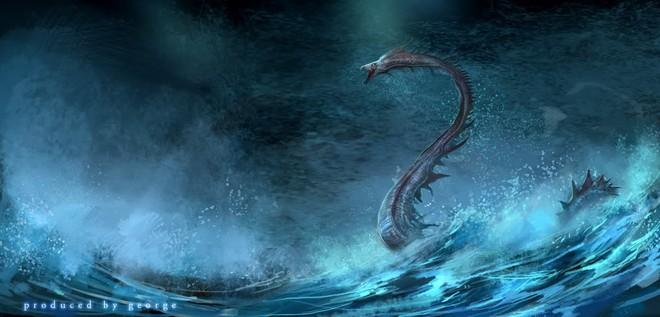 Leviathan - Con quái vật đáng sợ hơn cả Kraken, ám ảnh biết bao đời thủy thủ - Ảnh 3.