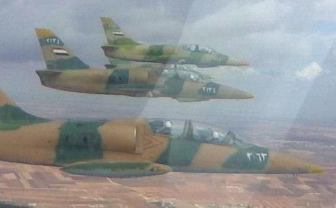 """Những """"sát thủ bóng đêm"""" của Không quân Syria: Tiết lộ bất ngờ"""