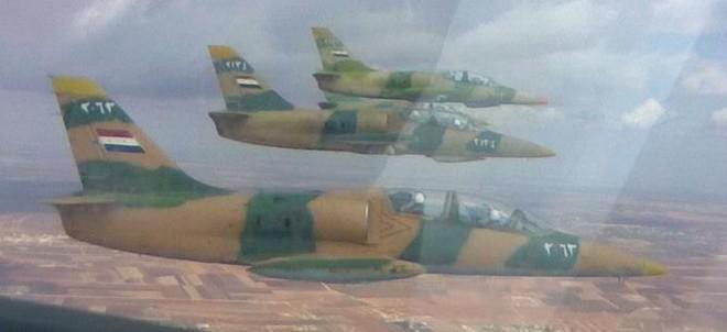 Những sát thủ bóng đêm của Không quân Syria: Tiết lộ bất ngờ - Ảnh 1.