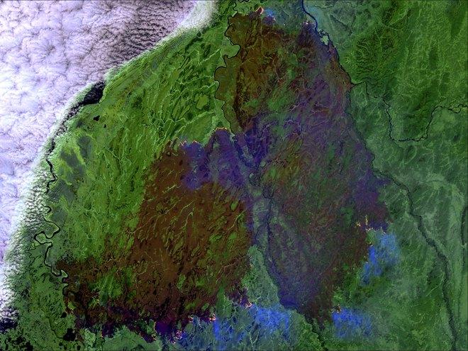 NASA tung bộ ảnh về sự thay đổi chóng mặt của Trái Đất, khiến cả thế giới phải lo lắng cho tương lai - Ảnh 12.
