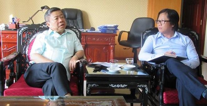 Ông Võ Kim Cự trao đổi về Formosa: 'Tôi rất buồn và đau'