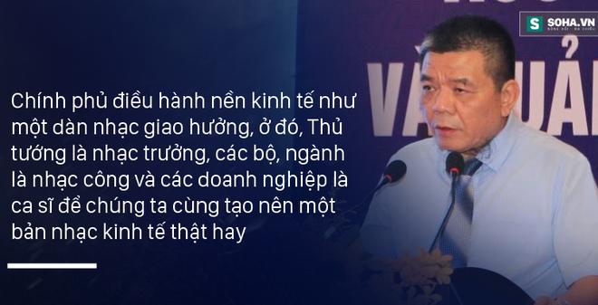 Những phát ngôn gây chú ý của Chủ tịch BIDV Trần Bắc Hà