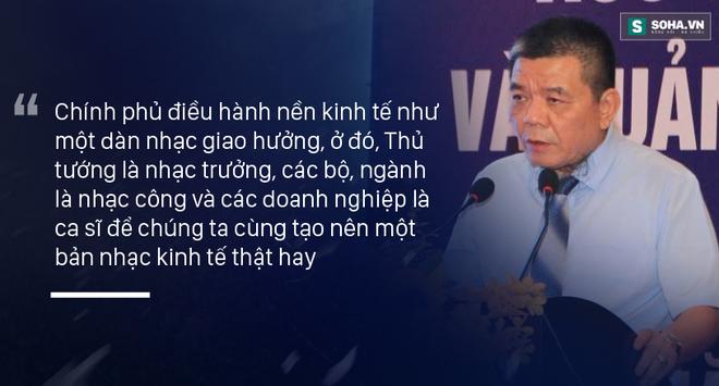 Những phát ngôn gây chú ý của Chủ tịch BIDV Trần Bắc Hà - Ảnh 5.