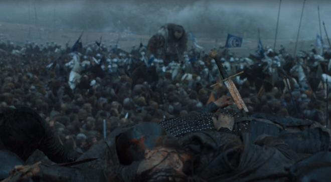 Trận chiến đẫm máu trong tập mới nhất Game of Thrones dựa vào một trận đánh có thật trong lịch sử - Ảnh 3.