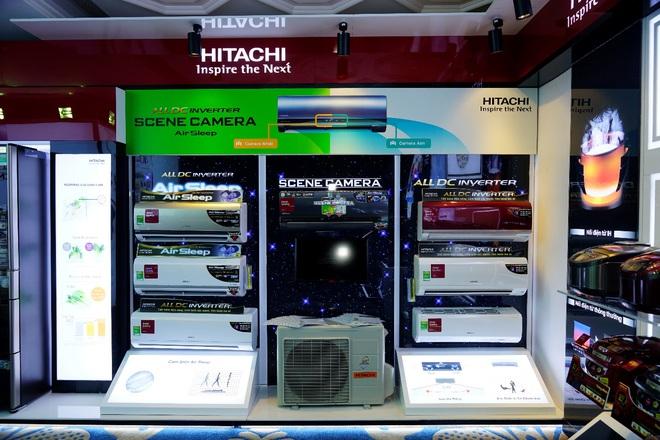 Trải nghiệm sản phẩm công nghệ tương lai từ Hitachi - Ảnh 3.