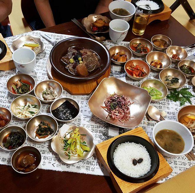 Nhà giàu Triều Tiên thường ăn gì? - Ảnh 3.
