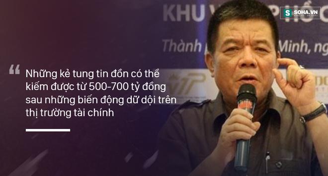 Những phát ngôn gây chú ý của Chủ tịch BIDV Trần Bắc Hà - Ảnh 3.