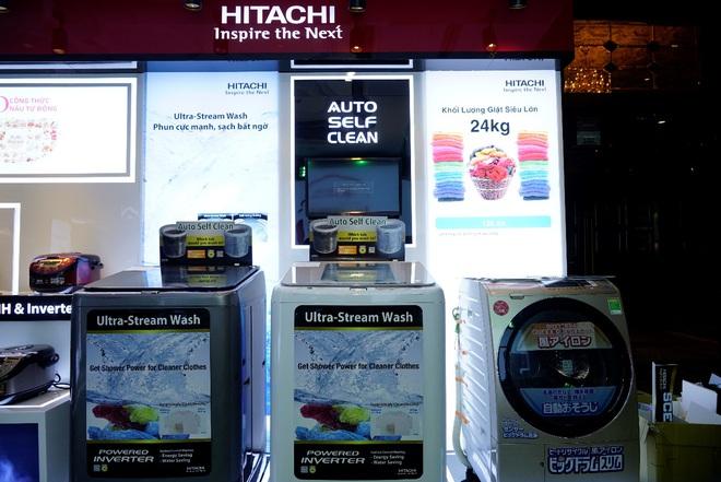 Trải nghiệm sản phẩm công nghệ tương lai từ Hitachi - Ảnh 4.