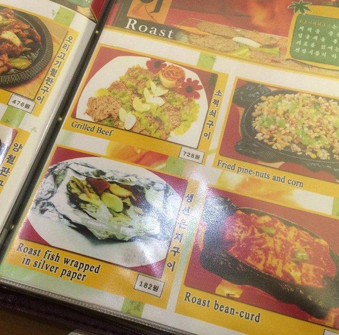 Nhà giàu Triều Tiên thường ăn gì? - Ảnh 5.