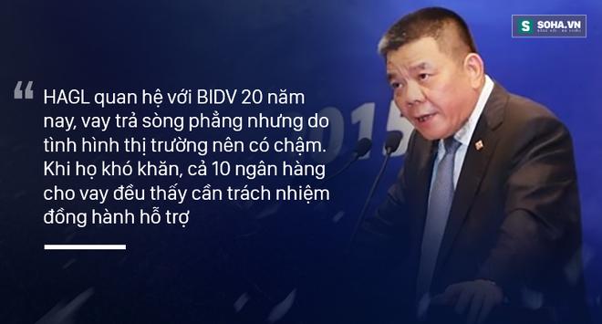 Những phát ngôn gây chú ý của Chủ tịch BIDV Trần Bắc Hà - Ảnh 4.