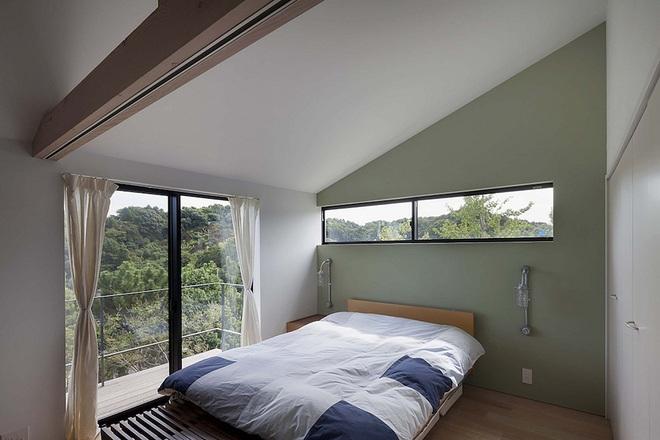 Phong cách hiện đại, gần gũi thiên nhiên của ngôi nhà điển hình ở Nhật Bản - Ảnh 7.