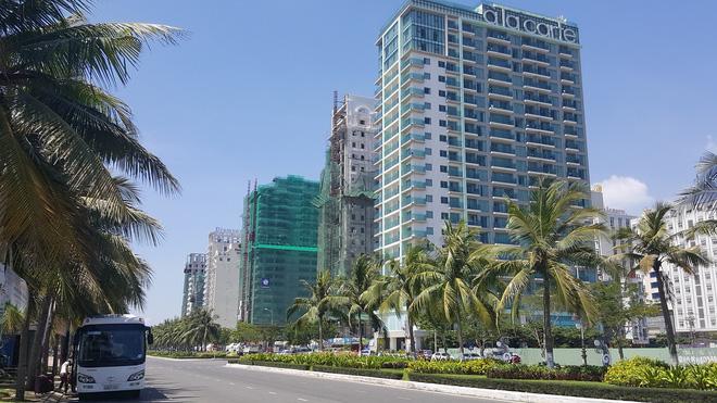 Cận cảnh quỹ đất vàng hàng trăm héc-ta dọc bãi biển Mỹ Khê (Đà Nẵng) của đại gia địa ốc Sài Gòn - Ảnh 7.