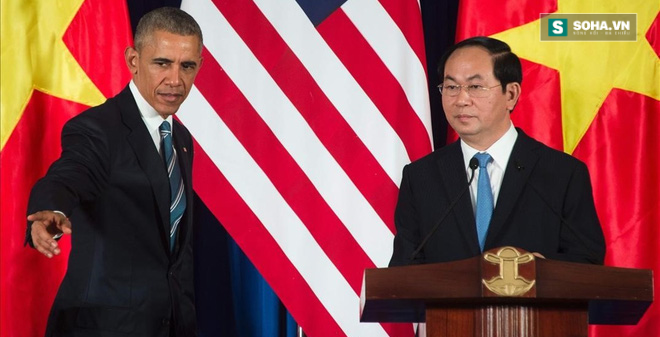 Cay cú chuyến thăm của Obama, báo TQ vừa dọa, vừa kể công với VN