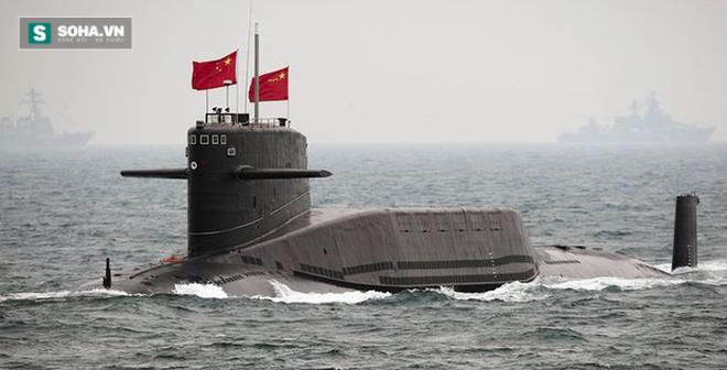 """Biển Đông: Quân đội Trung Quốc hung hăng """"nắn gân"""" Mỹ"""