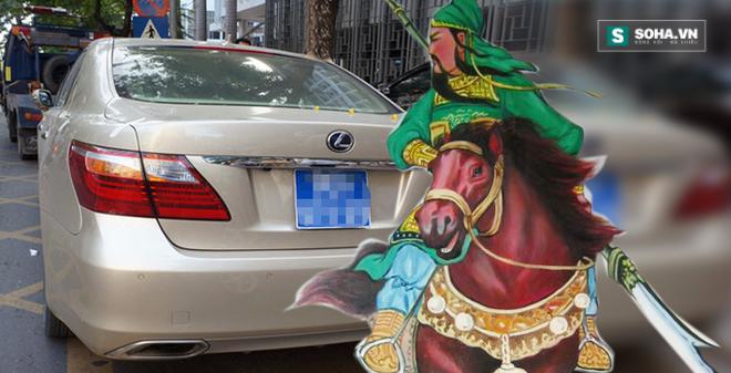 """""""Lexus 570 biển xanh"""" – chú ngựa Xích Thố sát chủ của Vân Trường"""
