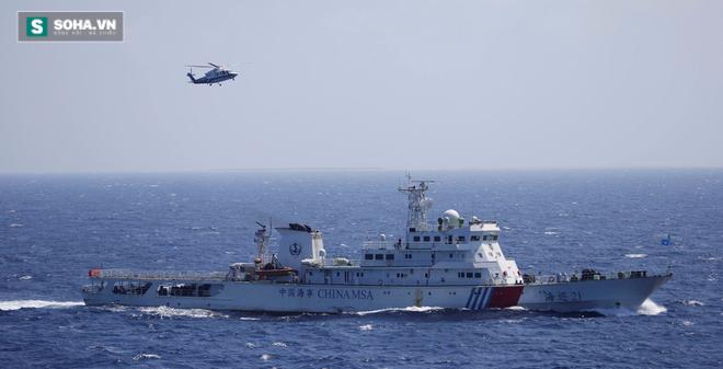 Nga và Trung Quốc sẽ tập trận hải quân ở biển Đông vào tháng 9