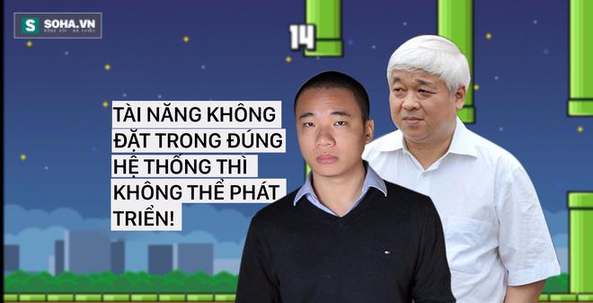 """Nếu Nguyễn Hà Đông """"vào tay"""" nghị sĩ Mỹ và chuyện """"nhân tài"""" phá nát xã hội"""