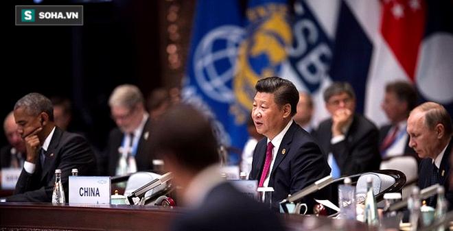 """Đằng sau tuyên bố """"chỉ bàn về kinh tế tại G20"""" của Tập Cận Bình"""
