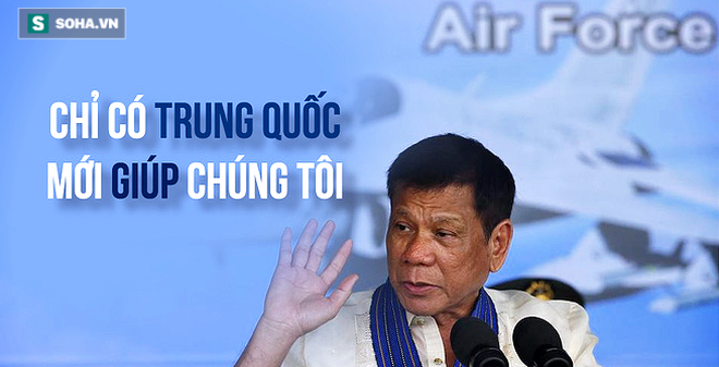 Duterte: Không tuần tra với Mỹ ở Biển Đông nữa để khỏi mất lòng TQ