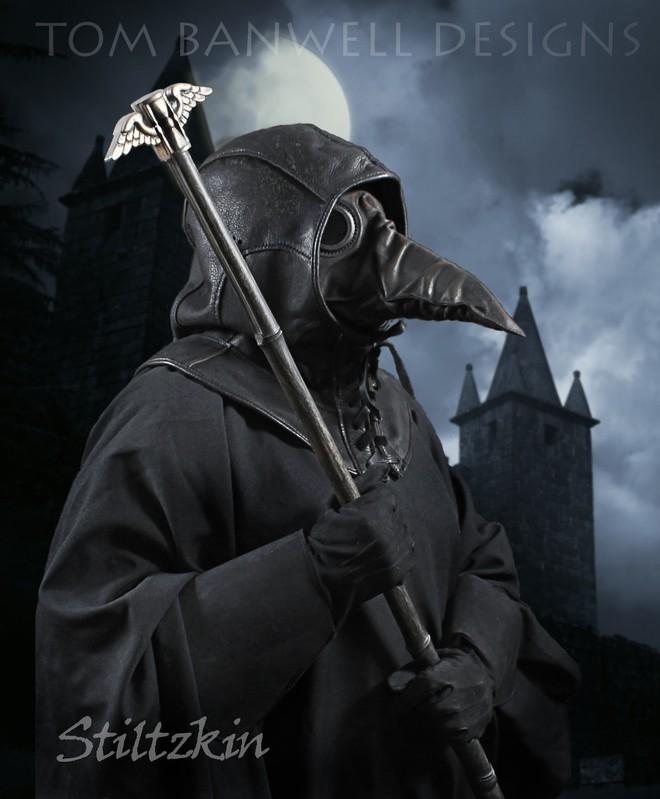 Trang phục kỳ dị của các bác sĩ trong thời kỳ Cái chết Đen - Ảnh 6.