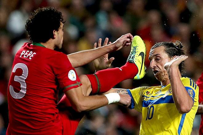 Gã xấu trai, xấu tính nâng bước Ronaldo đến chức vô địch Euro - Ảnh 5.