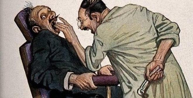 Răng tự phát nổ trong miệng? Câu chuyện có thật ở thế kỷ 19