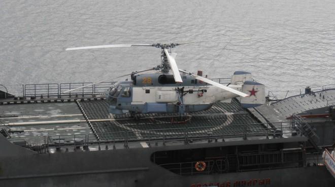 Tìm hiểu tàu chiến Nga vừa chạm trán khu trục hạm Mỹ trên biển - Ảnh 6.