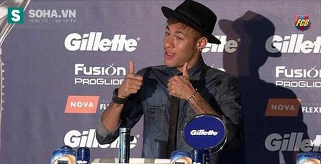 Sắp ngồi tù, Neymar vẫn cao giọng thách đố