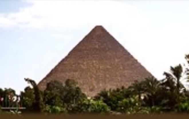 Phát hiện chi tiết cực mới về tọa độ vô cùng hoàn hảo của kim tự tháp Ai Cập - Ảnh 2.