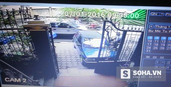 Vụ cướp xe vàng ở Hà Nội: Camera an ninh ghi lại điều gì?