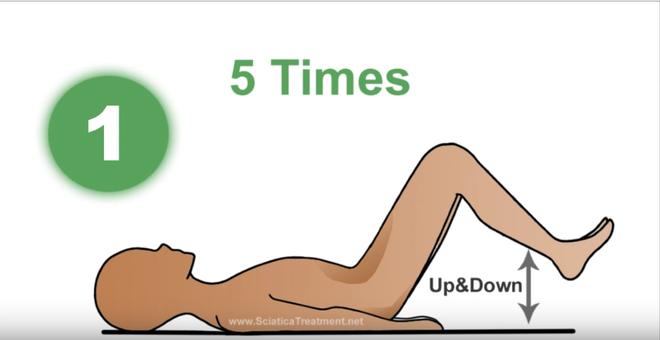 Không cần thuốc giảm đau, chỉ 1 phút mỗi ngày: Chữa khỏi bệnh đau dai dẳng nhiều người mắc - Ảnh 2.