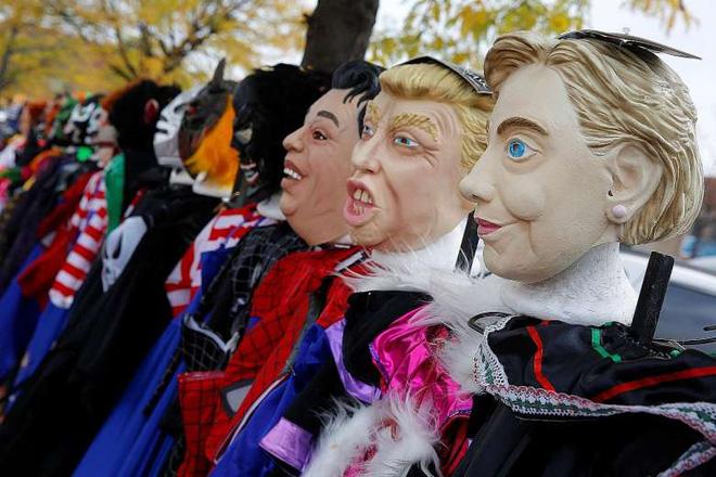 Từ Washington DC: Dân Mỹ đi bầu cử tổng thống như thế nào? - Ảnh 1.
