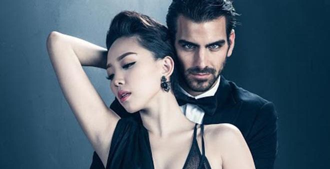 Tóc Tiên gợi cảm hết cỡ bên Next Top Model Mỹ
